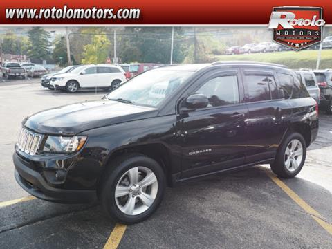 2015 Jeep Compass for sale in Charleroi PA