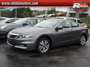 2011 Honda Accord for sale in Charleroi, PA