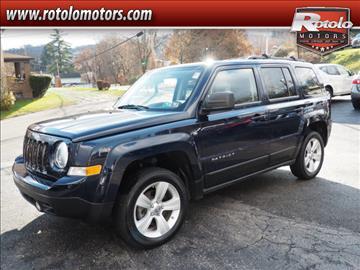2012 Jeep Patriot for sale in Charleroi, PA