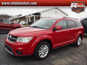 2013 Dodge Journey for sale in Charleroi, PA