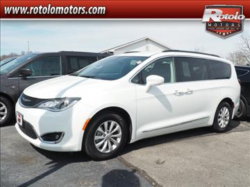 2017 Chrysler Pacifica for sale in Charleroi, PA