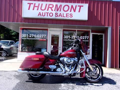 2010 Harley-Davidson FLHX Street Glide for sale in Thurmont, MD