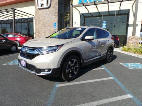 2018 Honda CR-V for sale in Napa, CA