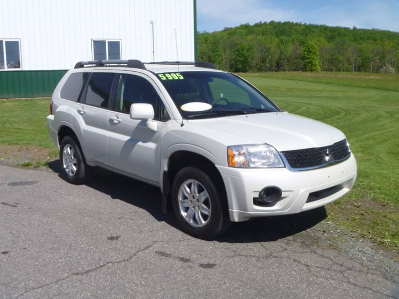 2010 Mitsubishi Endeavor for sale at Nesters Autoworks in Bally PA