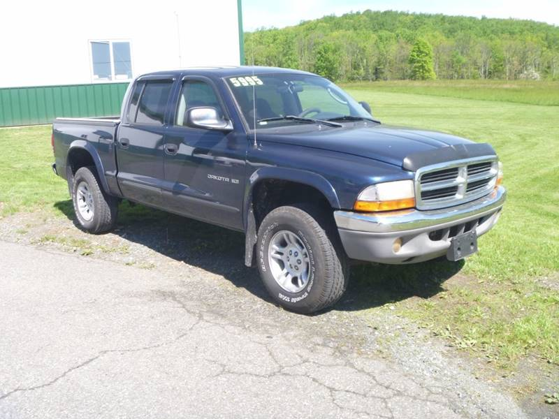 2002 Dodge Dakota 4dr Quad Cab SLT 4WD SB - Bally PA