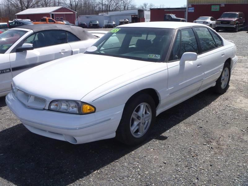 1999 Pontiac Bonneville SE 4dr Sedan - Bally PA