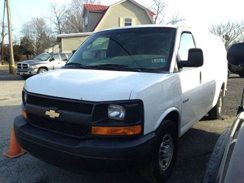 2006 Chevrolet Express Cargo for sale at Nesters Autoworks in Bally PA