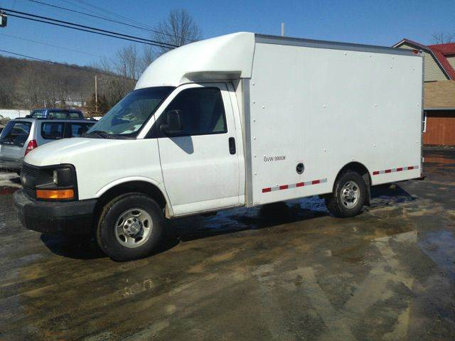 2010 Chevrolet Express Cutaway for sale at Nesters Autoworks in Bally PA