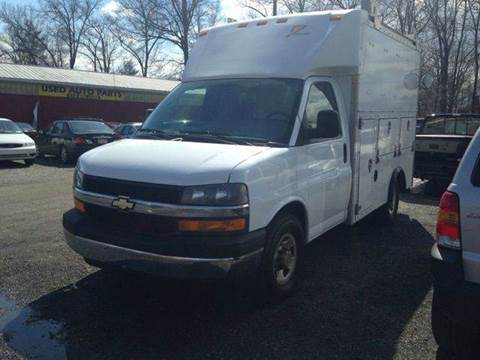 2008 Chevrolet G3500 for sale at Nesters Autoworks in Bally PA