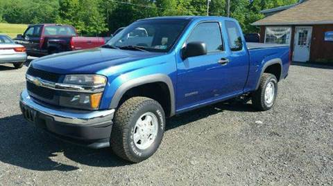 2005 Chevrolet Colorado for sale at Nesters Autoworks in Bally PA