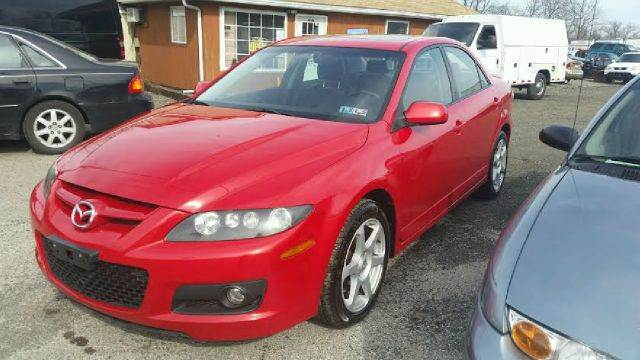 2007 Mazda MAZDASPEED6 for sale at Nesters Autoworks in Bally PA