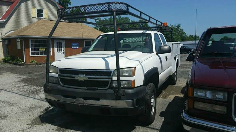 2007 Chevrolet Silverado 2500HD Classic for sale at Nesters Autoworks in Bally PA
