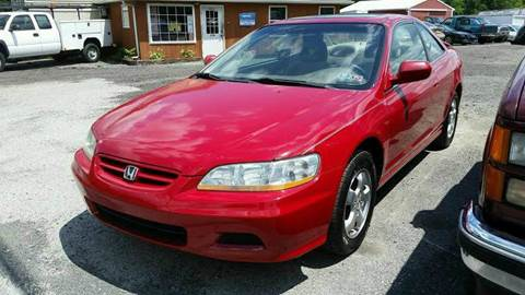 2002 Honda Accord for sale at Nesters Autoworks in Bally PA