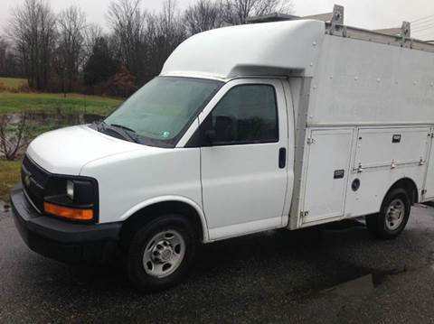 2005 Chevrolet Express Cutaway for sale at Nesters Autoworks in Bally PA