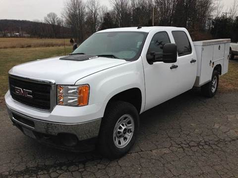 2014 GMC Sierra 3500HD for sale at Nesters Autoworks in Bally PA