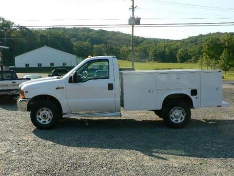 1999  FORD F350 for sale at Nesters Autoworks in Bally PA