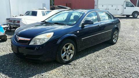 2007 Saturn Aura for sale at Nesters Autoworks in Bally PA