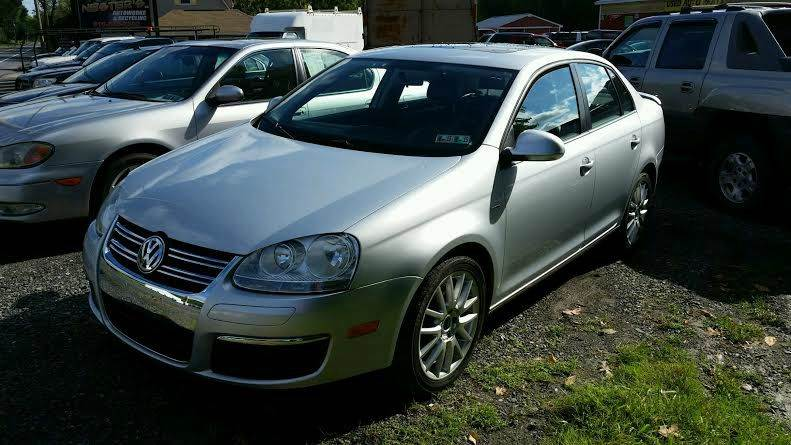 2008 Volkswagen Jetta for sale at Nesters Autoworks in Bally PA