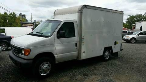 2005 Ford E-Series Chassis for sale at Nesters Autoworks in Bally PA