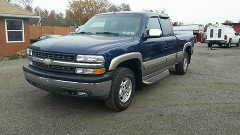 2001 Chevrolet Silverado 1500 for sale at Nesters Autoworks in Bally PA