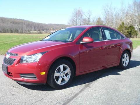 2011 Chevrolet Cruze for sale at Nesters Autoworks in Bally PA