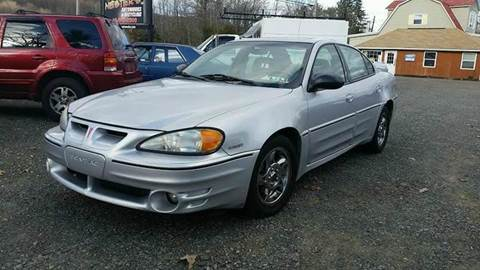2004 Pontiac Grand Am for sale at Nesters Autoworks in Bally PA