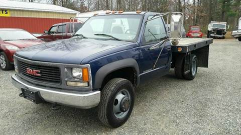 1999 GMC C/K 3500 Series for sale at Nesters Autoworks in Bally PA