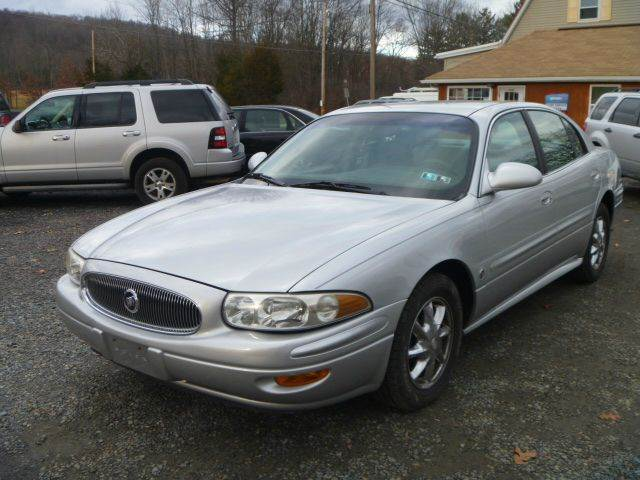 2002 Buick LeSabre for sale at Nesters Autoworks in Bally PA