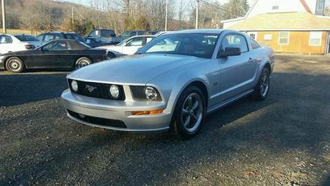 2005 Ford Mustang for sale at Nesters Autoworks in Bally PA