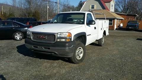 2002 GMC Sierra 2500HD for sale at Nesters Autoworks in Bally PA