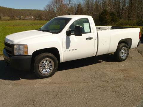2008 Chevrolet Silverado 1500 for sale at Nesters Autoworks in Bally PA