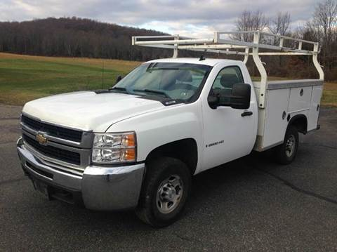 2008 Chevrolet Silverado 2500HD for sale at Nesters Autoworks in Bally PA
