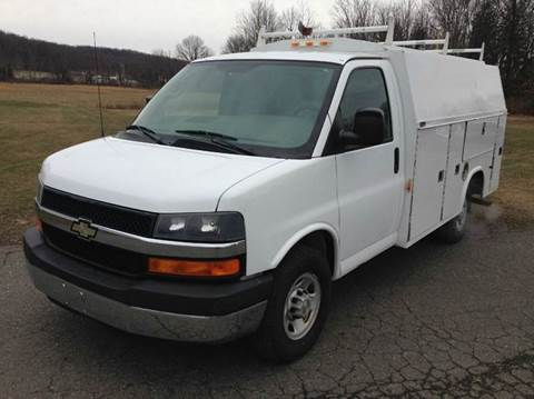 2006 Chevrolet Express Cutaway for sale at Nesters Autoworks in Bally PA
