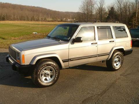 2001 Jeep Cherokee for sale at Nesters Autoworks in Bally PA