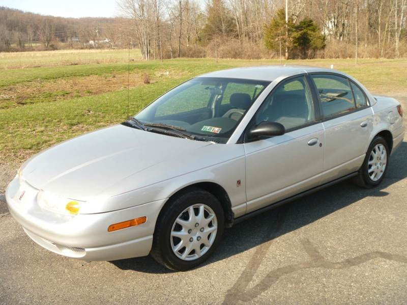 2002 Saturn S Series Sl2 4dr Sedan In Bally Pa Nesters Autoworks