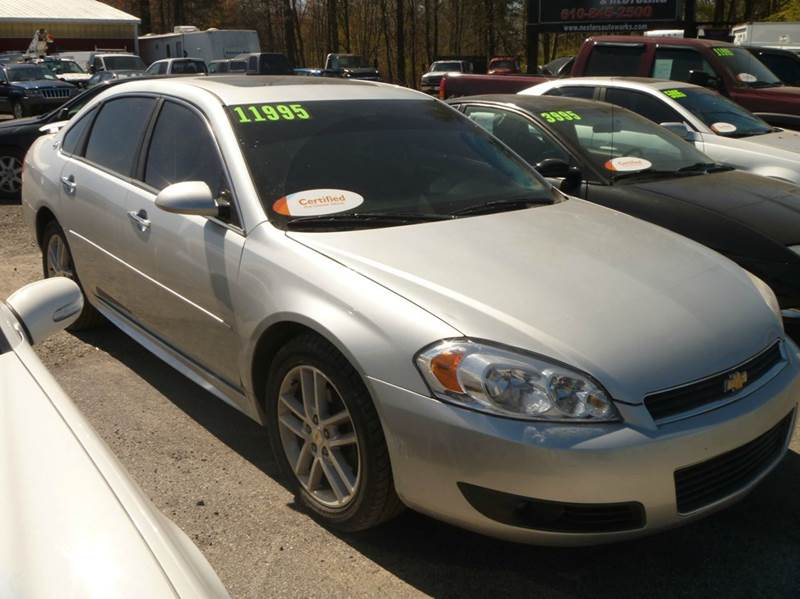 2009 Chevrolet Impala for sale at Nesters Autoworks in Bally PA