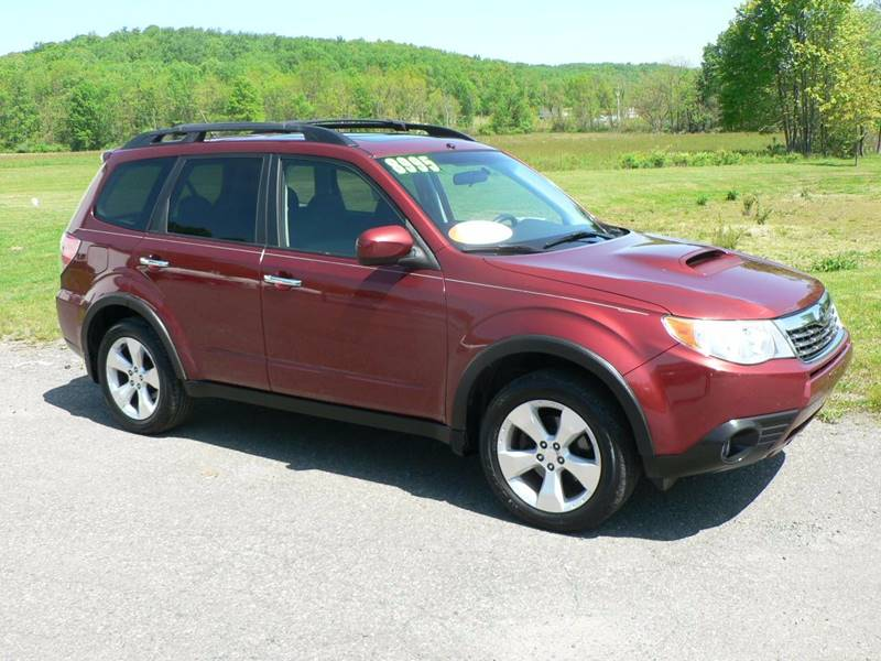 2009 Subaru Forester for sale at Nesters Autoworks in Bally PA