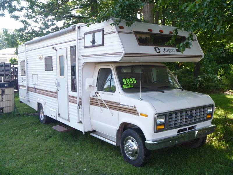1988 jayco/ford jayco/ford motor home for sale at Nesters Autoworks in Bally PA
