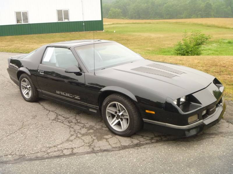 1987 Chevrolet Camaro for sale at Nesters Autoworks in Bally PA