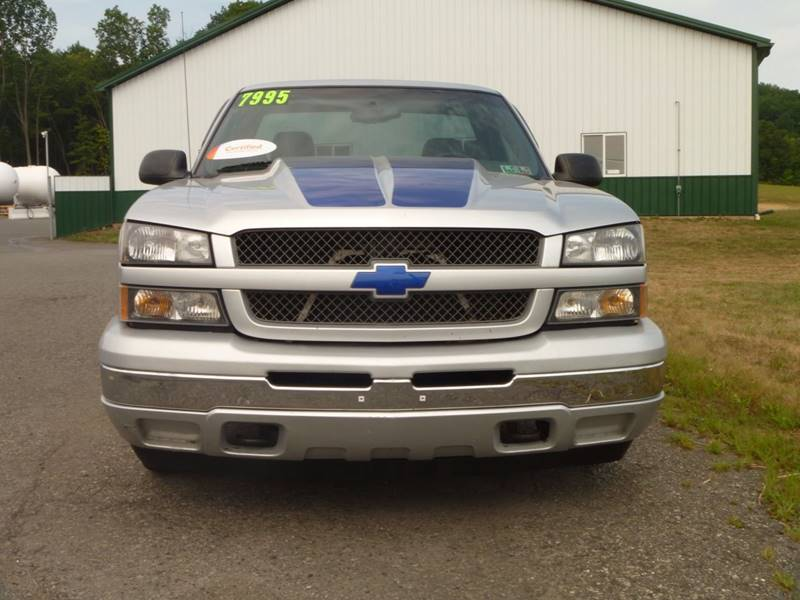 2004 Chevrolet Silverado 1500 for sale at Nesters Autoworks in Bally PA