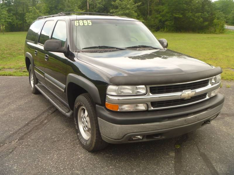 2001 Chevrolet Suburban for sale at Nesters Autoworks in Bally PA