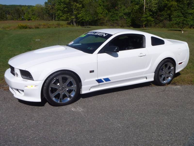2006 Ford Mustang for sale at Nesters Autoworks in Bally PA