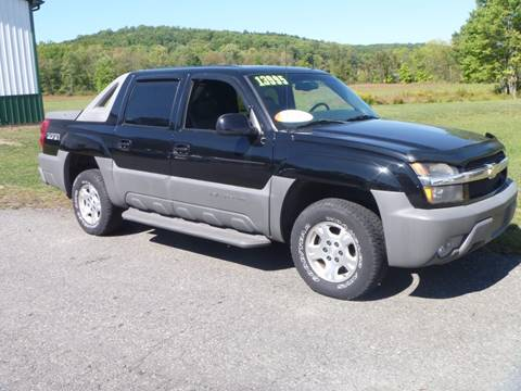 2002 Chevrolet Avalanche for sale at Nesters Autoworks in Bally PA