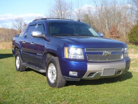 2010 Chevrolet Avalanche for sale at Nesters Autoworks in Bally PA
