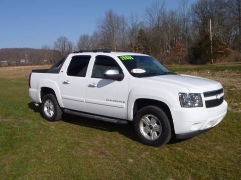 2008 Chevrolet Avalanche for sale at Nesters Autoworks in Bally PA