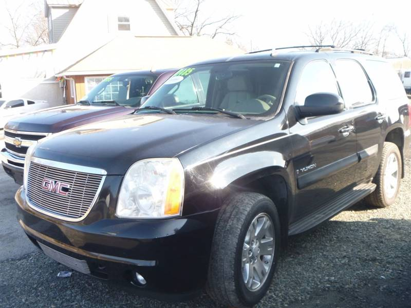 2007 GMC Yukon for sale at Nesters Autoworks in Bally PA