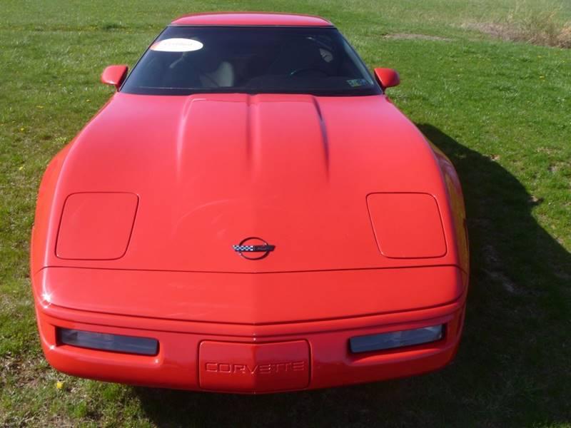 1996 Chevrolet Corvette 2dr Hatchback - Bally PA