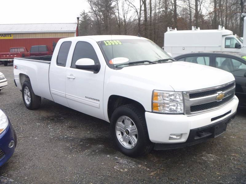 2010 Chevrolet Silverado 1500 for sale at Nesters Autoworks in Bally PA