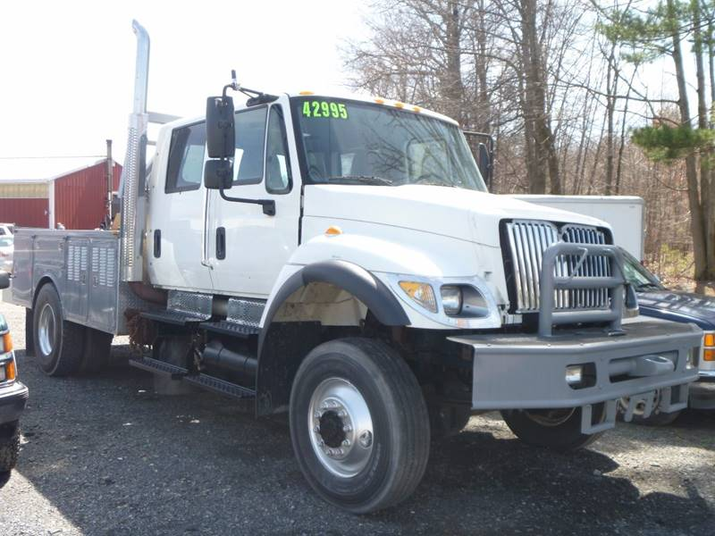 2007 International 7300 sfa 4x4  - Bally PA