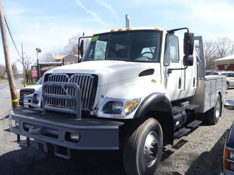 2007 International 7300 sfa 4x4
